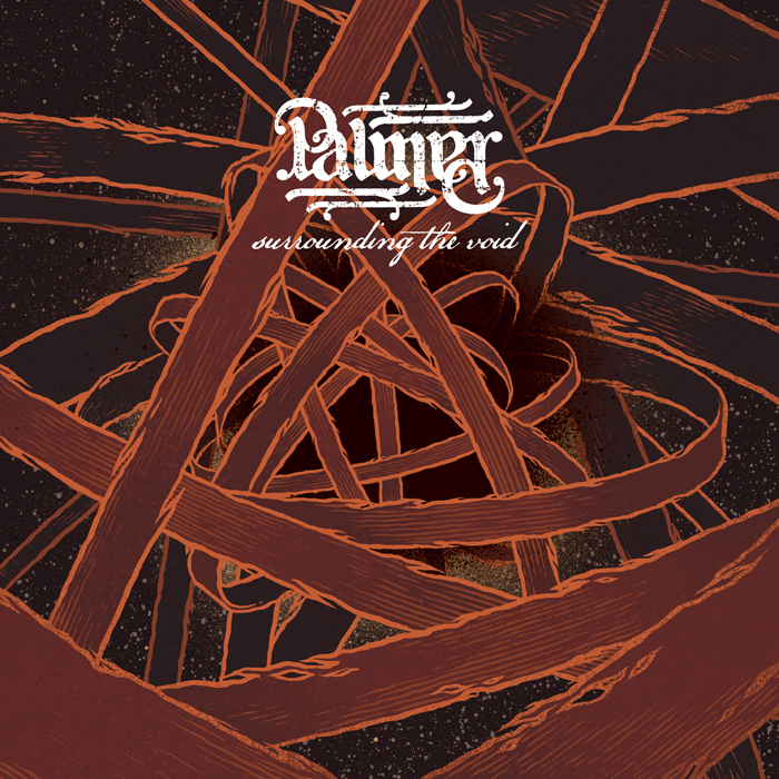 Palmer-Surrounding The Void frontcover web